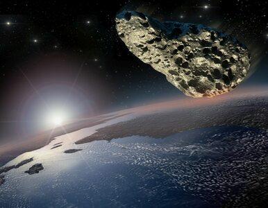 """Do Ziemi zbliża się planetoida. """"Będzie prawie osiem razy bliżej naszej..."""