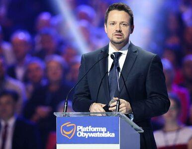 Trzaskowski kandydatem PO na prezydenta Warszawy? Partia zamówiła sondaż