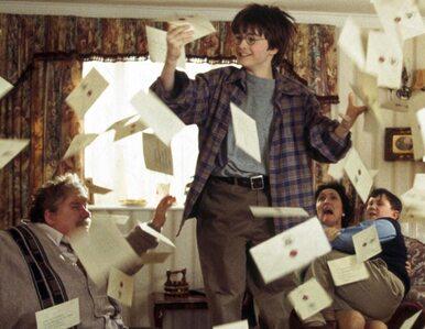 Harry Potter powraca. Tym razem na deski teatru
