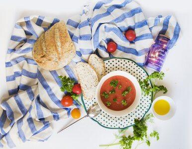 Przepis na gazpacho – kluczem do sukcesu jest wybór dojrzałych pomidorów