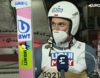 """Piotr Żyła w euforii po zdobyciu mistrzostwa świata. """"Dostałem takiego..."""