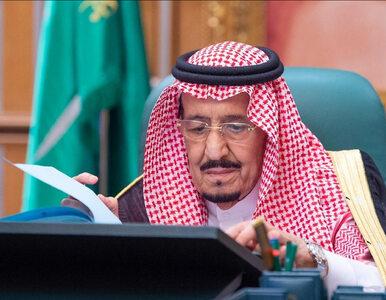 Arabia Saudyjska. 84-letni król Salman trafił do szpitala