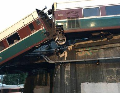 Katastrofa kolejowa w USA. Podano nowy bilans ofiar
