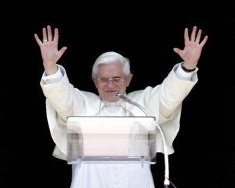 Siedem lat pontyfikatu Benedykta XVI