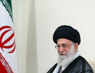 Ajatollah Chamenei mocno o Ameryce. Atak rakietowy na bazy w Iraku...