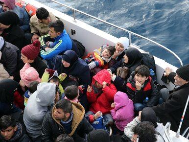 Bójki między migrantami, atak nożem i demonstracje. Chaos na greckiej...