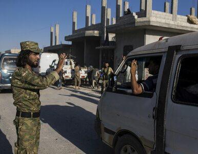 """Rozejm w Syrii. """"To zawieszenie broni nie zbliży nas do rozwiązania..."""