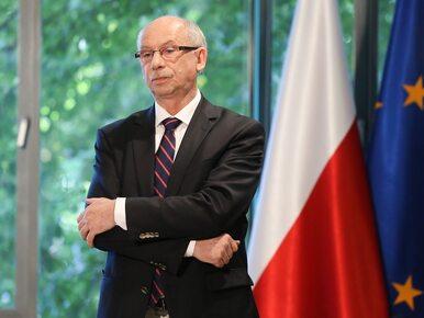 Lewandowski o Szydło: Dobrze, że po spektaklu dla naiwnych, nie zepsuje...