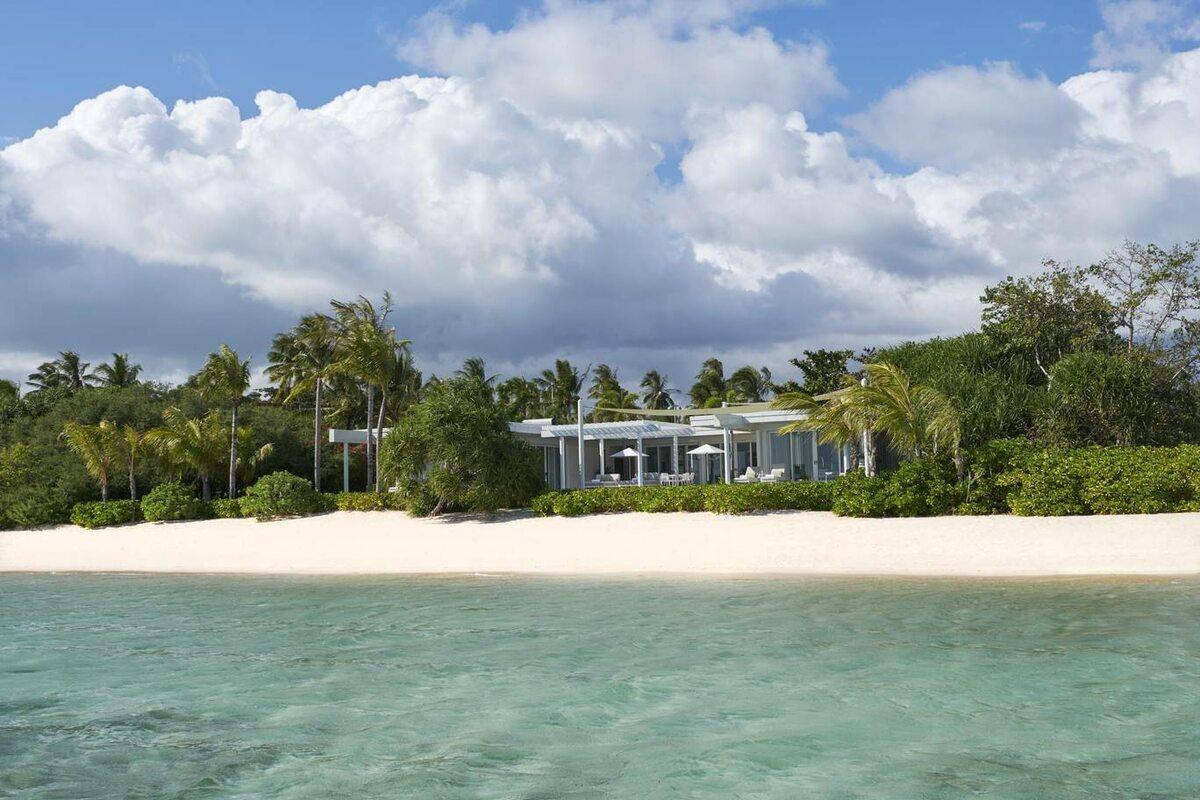 Banwa Private Island luksusowa wyspa w Filipinach