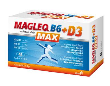 MAGLEQ B6 MAX + D3