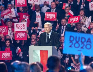 """Jarosław Kaczyński ocenia kampanię w cieniu pandemii. """"Andrzej Duda..."""