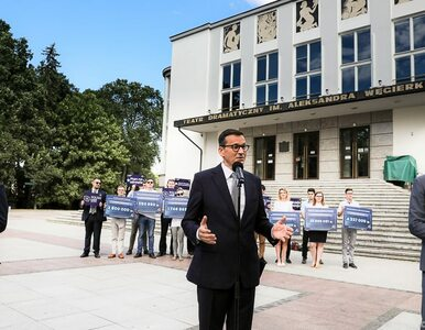 Morawiecki: Izba Dyscyplinarna SN nie spełnia naszych oczekiwań
