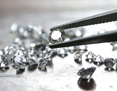 Cena diamentów spada. COVID-19 zmniejszył popyt