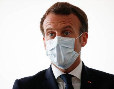 Chiny nie ujawniają prawdy o koronawirusie? Macron: Wydarzyło się coś, o...