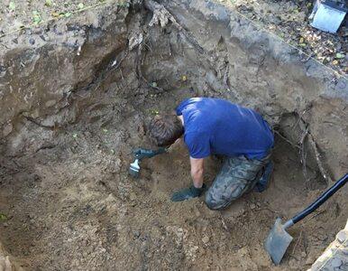 Niezwykłe odkrycie w Żukowie. Szczątki żołnierza z czasów I wojny...