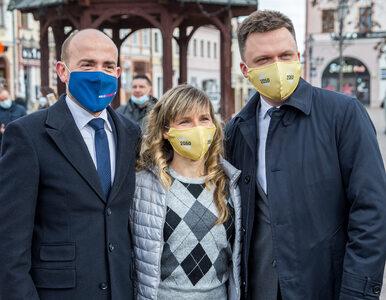 """TVP Info donosi o """"propozycji korupcyjnej"""" Budki. Hołownia komentuje:..."""