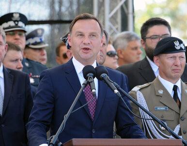 """Duda dla """"Politico"""": Polska powinna polegać na swojej armii"""