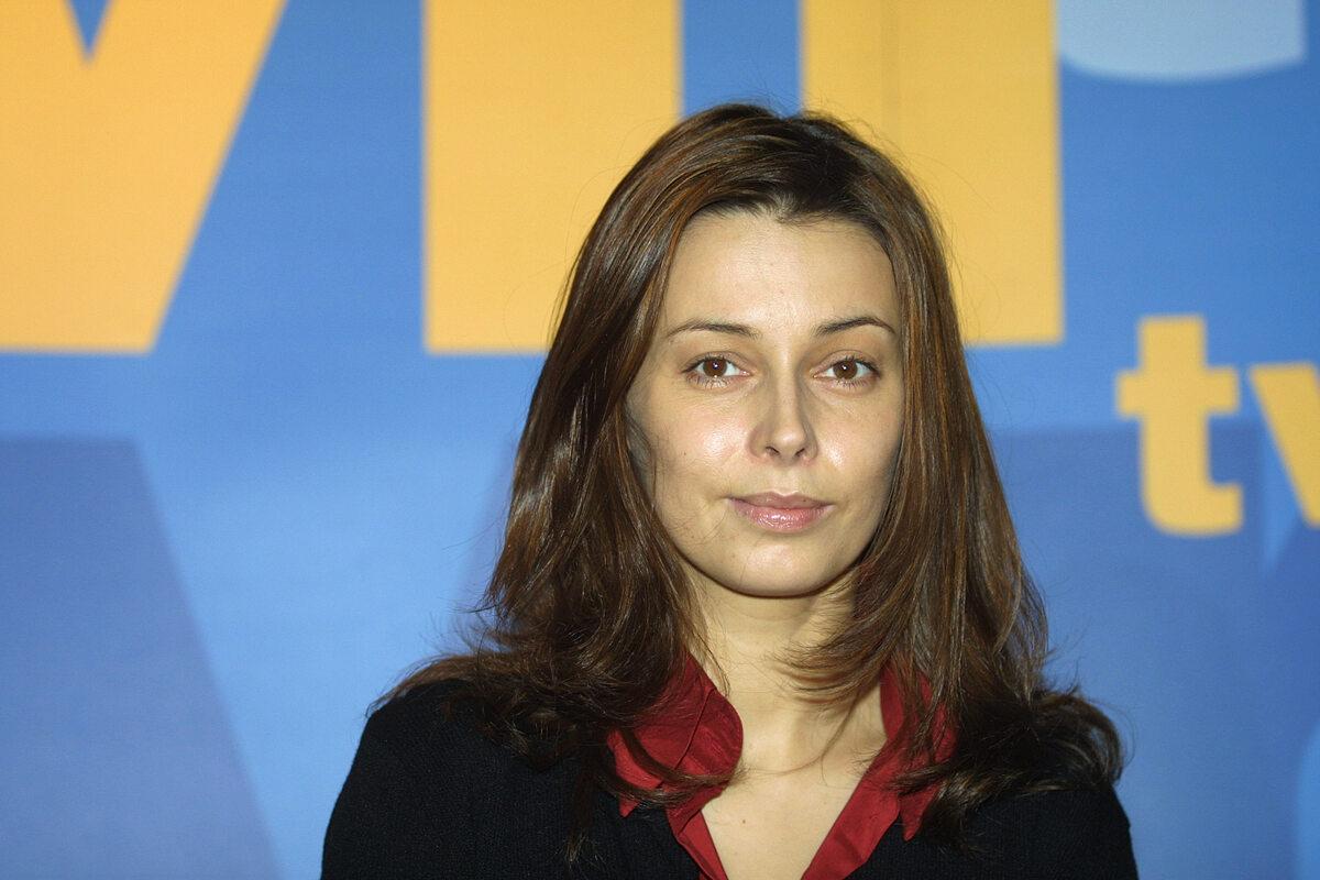 Renata Dancewicz w 2003 roku