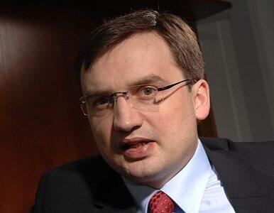 Ziobro: Kaczyński obiecał, że zadzwoni. Czekam do dziś