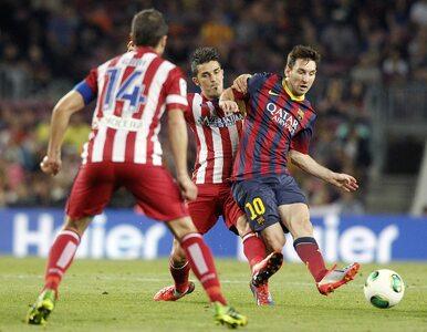 NA ŻYWO: FC Barcelona - Atletico Madryt
