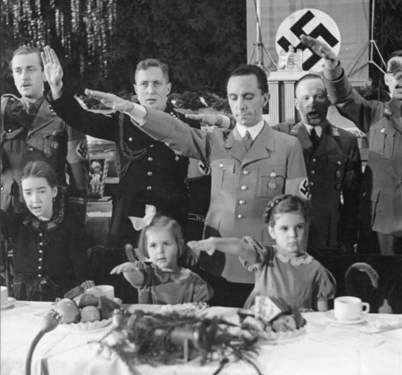 Jak nazywał się szef hitlerowskiej propagandy