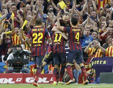 Barcelona znów wygrywa, choć Messi znów nie trafia