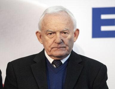 """Miller komentuje zmiany w rządzie, pomija Morawieckiego. """"To Kaczyński..."""