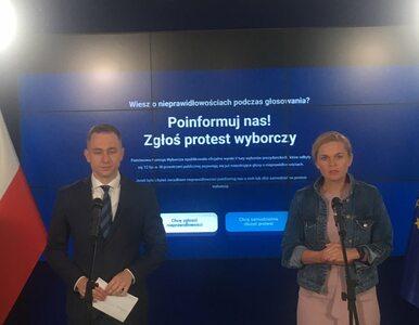 Protest wyborczy Platformy Obywatelskiej. Powstał też portal zbierający...