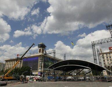 Kijowska Strefa Kibica paraliżuje miasto