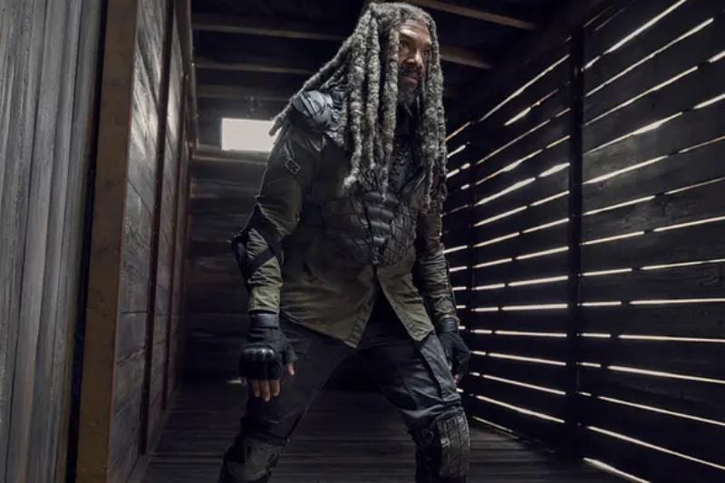 """""""The Walking Dead"""" – kadr z sezonu 10C"""