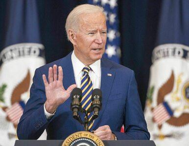 """""""Czasy, gdy USA się przewracają, skończyły się"""". Joe Biden uderza w..."""