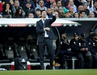 To już oficjalne. Real Madryt ma nowego trenera