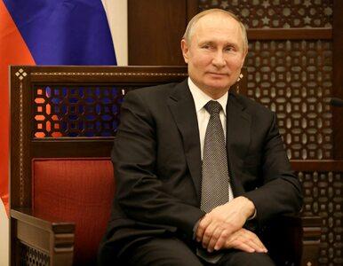 Członek personelu Putina ma koronawirusa. Prezydent Rosji wciąż pracuje...