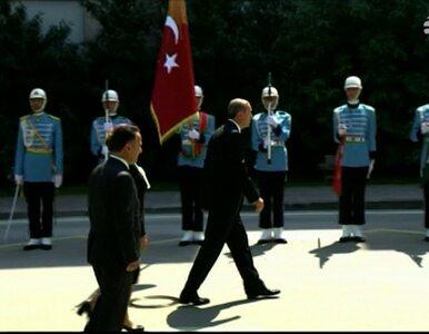 Erdogan zaprzysiężony na prezydenta. Opozycja opuściła salę