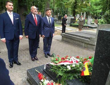 Szef MON upamiętnił ukraińskich sojuszników z czasów wojny...