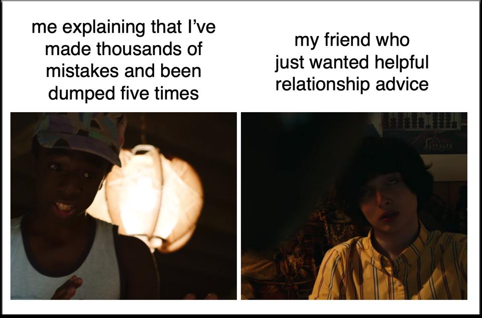 "Mem po trzecim sezonie ""Stranger Things"""