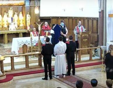 Wraca sprawa przerwania nabożeństwa w polskim kościele. Londyńska...