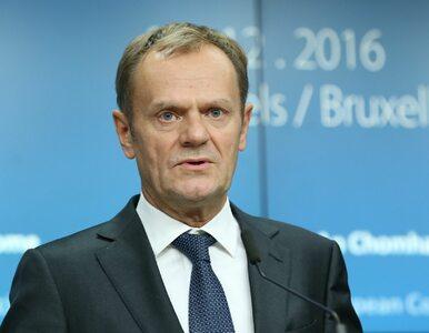 """Donald Tusk złożył życzenia noworoczne - """"Ojczyznę wolną od zła i..."""