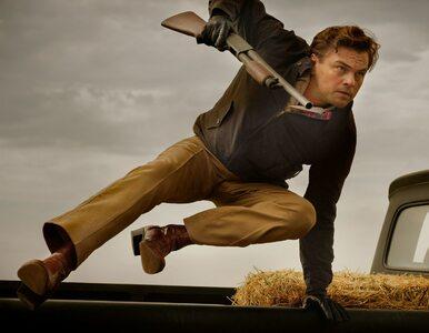 """Są pierwsze oficjalne zdjęcia z nowego filmu Tarantino """"Pewnego razu w..."""
