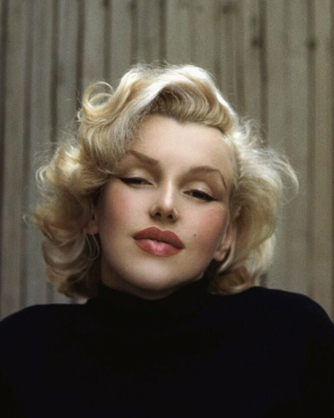 Marilyn Monroe AD 2018