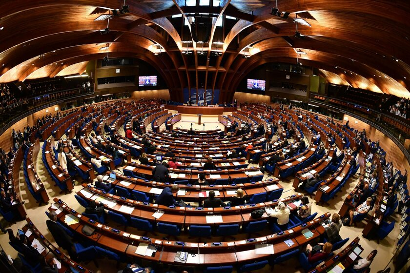 Zgromadzenie Parlamentarne Rady Europy