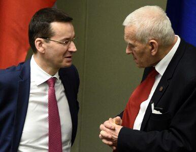 Nie żyje Kornel Morawiecki. Premier ujawnia ostatnie słowa ojca