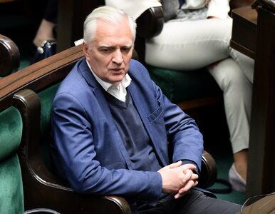 Gowin o kryzysie w koalicji: Nie twierdzę, że pozjadałem wszystkie...