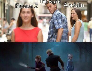 """Oglądaliście już """"Krainę lodu 2""""? Obejrzyjcie też memy"""