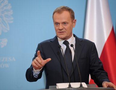 Tusk zapewnia, że nie chce wyborów