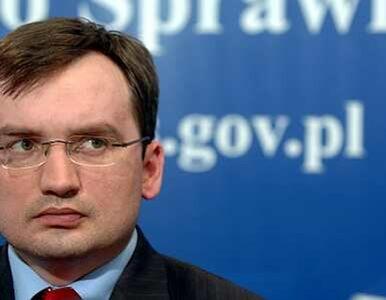 Ziobro: to powrót do PRL, odwołam się