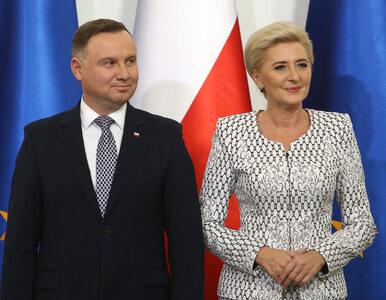 """Życzenia na Dzień Babci i Dzień Dziadka od pary prezydenckiej. """"Za nami..."""