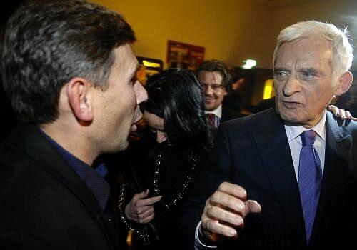 Człowiek Roku 2009 - Jerzy Buzek, Robert Korzeniowski