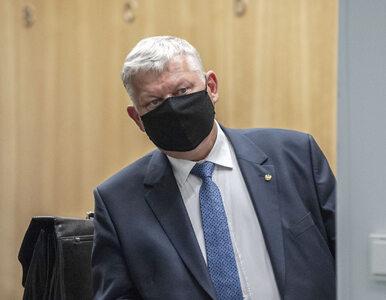 Marek Suski nie stawił się na komisji etyki, ale napisał list. Wytyka...