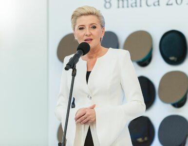 Protestujący w Sejmie napisali list do Pierwszej Damy. Liczą na jej...